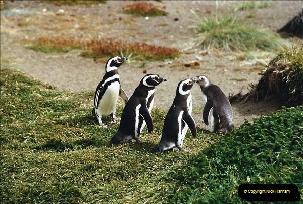 South America & The Falkland Islands.  2002 - 2003 (98)098