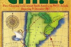 South America & The Falkland Islands.  2002 - 2003 (1)001