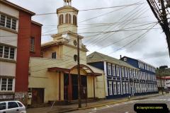 South America & The Falkland Islands.  2002 - 2003 (24)024