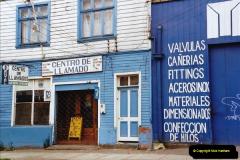 South America & The Falkland Islands.  2002 - 2003 (49)049