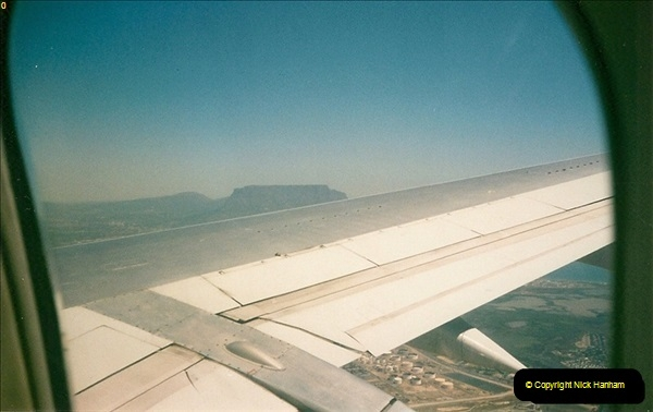 1998-10-16 To Cape Town, South Africa via Windehoek, Namibia. (11)011