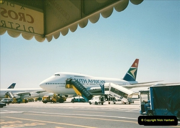 1998-10-16 To Cape Town, South Africa via Windehoek, Namibia. (18)018