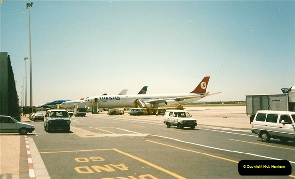 1998-10-16 To Cape Town, South Africa via Windehoek, Namibia. (22)022