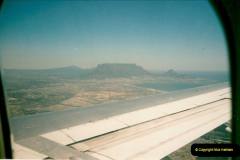 1998-10-16 To Cape Town, South Africa via Windehoek, Namibia. (12)012