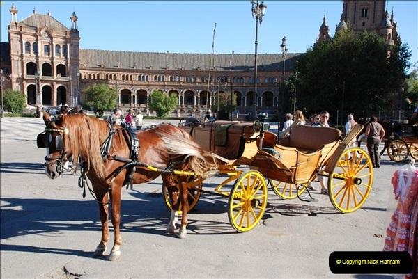 2007-10-11 Seville (& El Alcacar) Spain.  (100)100