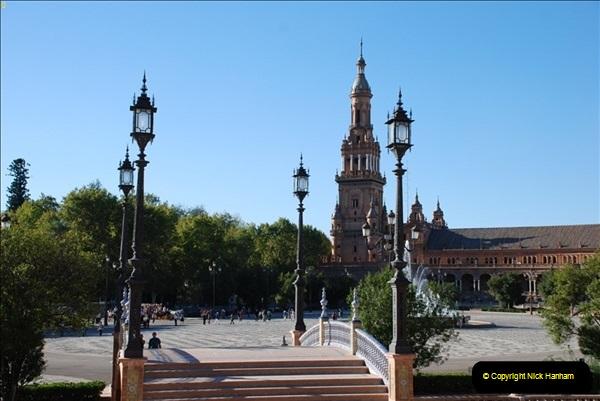 2007-10-11 Seville (& El Alcacar) Spain.  (111)111