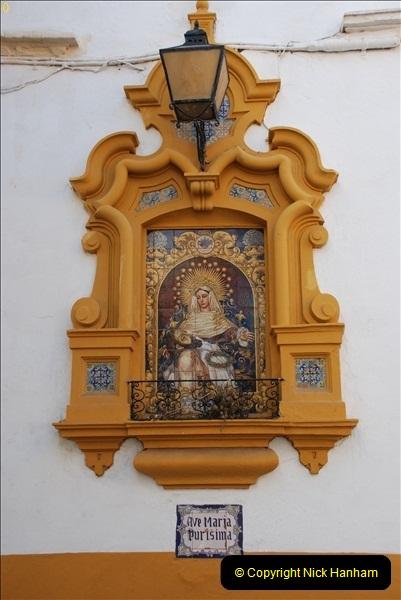 2007-10-11 Seville (& El Alcacar) Spain.  (19)019