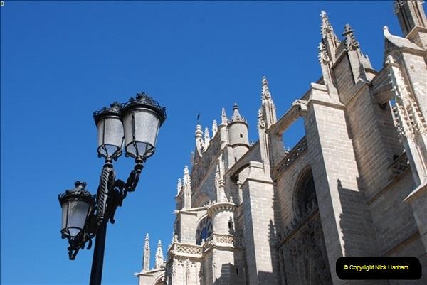 2007-10-11 Seville (& El Alcacar) Spain.  (22)022