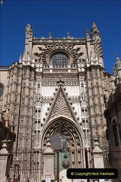 2007-10-11 Seville (& El Alcacar) Spain.  (26)026