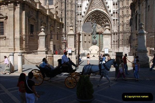 2007-10-11 Seville (& El Alcacar) Spain.  (27)027