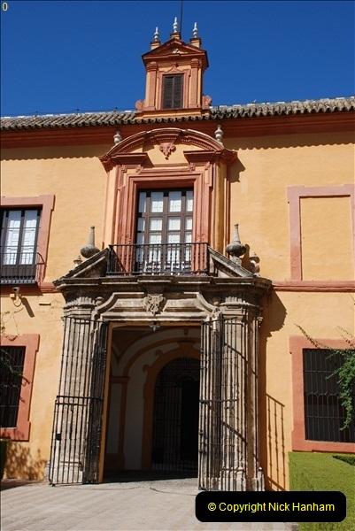 2007-10-11 Seville (& El Alcacar) Spain.  (38)038