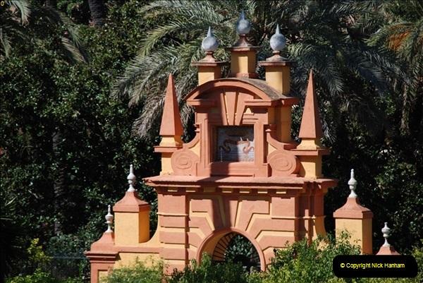 2007-10-11 Seville (& El Alcacar) Spain.  (47)047