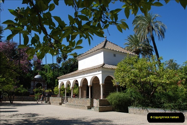 2007-10-11 Seville (& El Alcacar) Spain.  (49)049