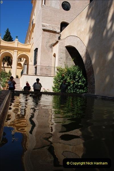 2007-10-11 Seville (& El Alcacar) Spain.  (57)057