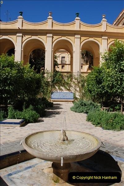 2007-10-11 Seville (& El Alcacar) Spain.  (59)059