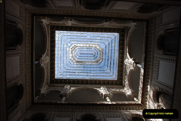 2007-10-11 Seville (& El Alcacar) Spain.  (66)066