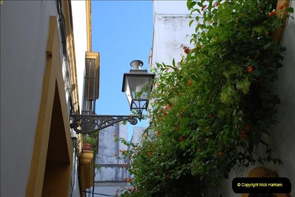 2007-10-11 Seville (& El Alcacar) Spain.  (76)076