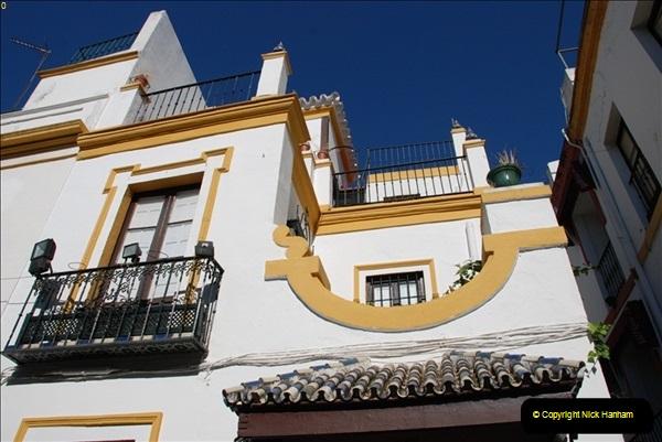 2007-10-11 Seville (& El Alcacar) Spain.  (78)078