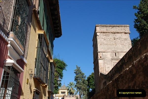 2007-10-11 Seville (& El Alcacar) Spain.  (79)079