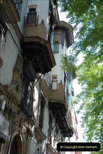 2007-10-11 Seville (& El Alcacar) Spain.  (8)008