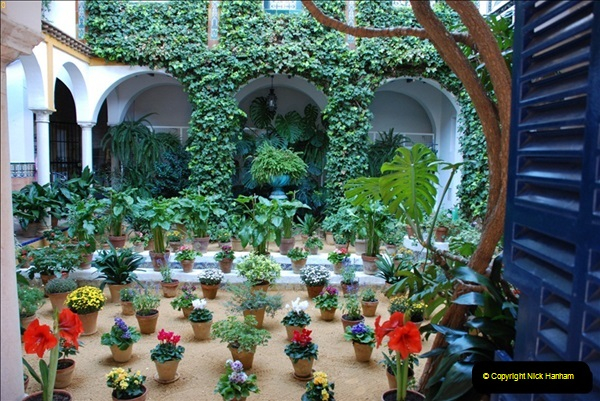 2007-10-11 Seville (& El Alcacar) Spain.  (80)080