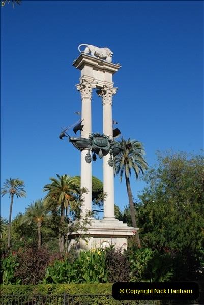 2007-10-11 Seville (& El Alcacar) Spain.  (85)085