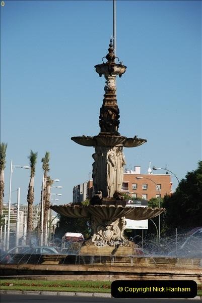 2007-10-11 Seville (& El Alcacar) Spain.  (88)088