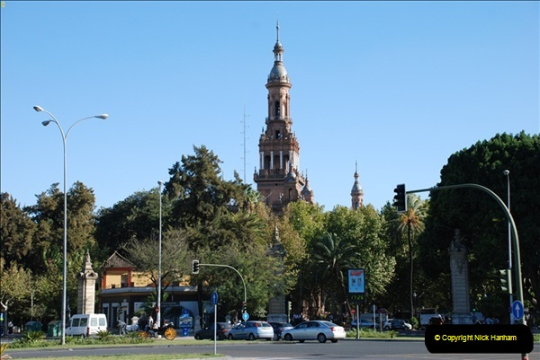 2007-10-11 Seville (& El Alcacar) Spain.  (90)090