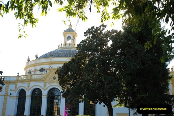2007-10-11 Seville (& El Alcacar) Spain.  (91)091