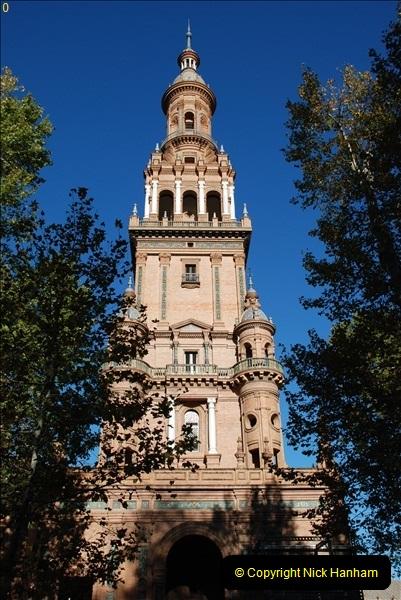 2007-10-11 Seville (& El Alcacar) Spain.  (96)096