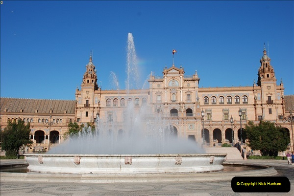 2007-10-11 Seville (& El Alcacar) Spain.  (97)097