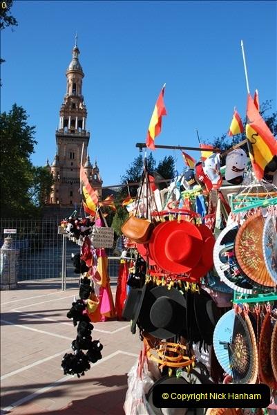 2007-10-11 Seville (& El Alcacar) Spain.  (98)098