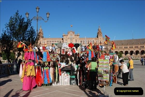 2007-10-11 Seville (& El Alcacar) Spain.  (99)099
