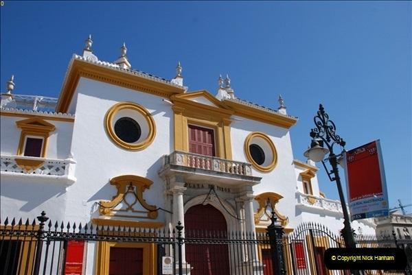 2007-10-11 Seville (& El Alcacar) Spain.  (1)001