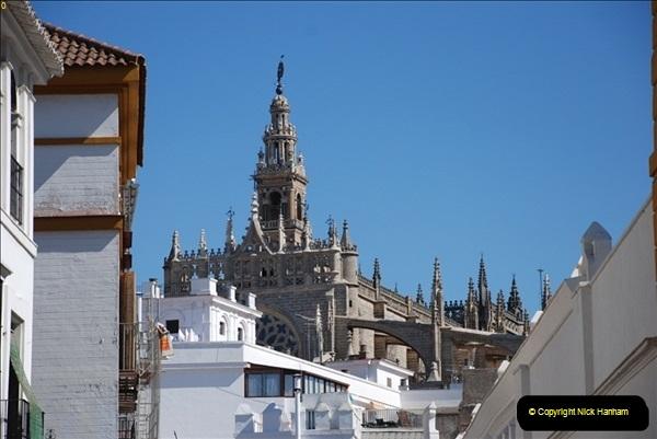 2007-10-11 Seville (& El Alcacar) Spain.  (18)018
