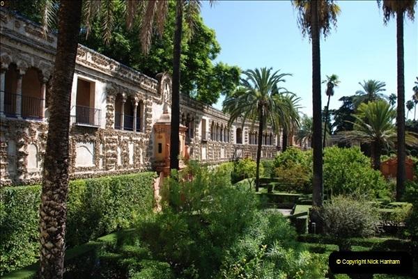 2007-10-11 Seville (& El Alcacar) Spain.  (42)042