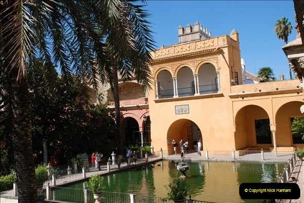2007-10-11 Seville (& El Alcacar) Spain.  (44)044