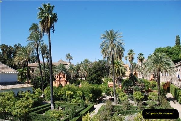 2007-10-11 Seville (& El Alcacar) Spain.  (46)046