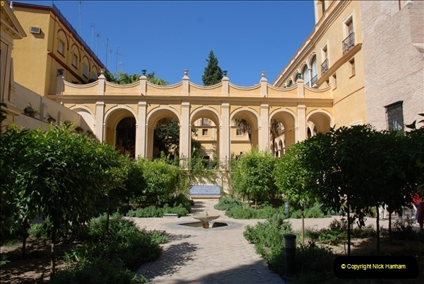 2007-10-11 Seville (& El Alcacar) Spain.  (56)056
