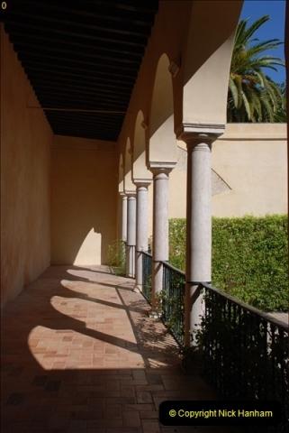 2007-10-11 Seville (& El Alcacar) Spain.  (62)062