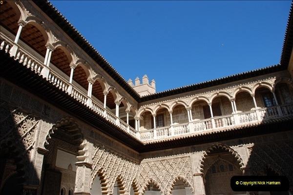 2007-10-11 Seville (& El Alcacar) Spain.  (64)064