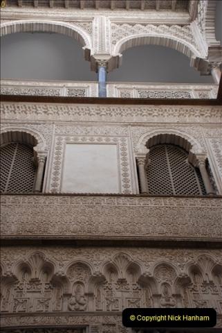 2007-10-11 Seville (& El Alcacar) Spain.  (67)067