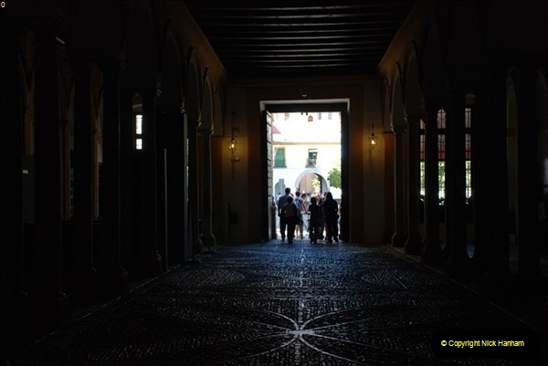 2007-10-11 Seville (& El Alcacar) Spain.  (71)071