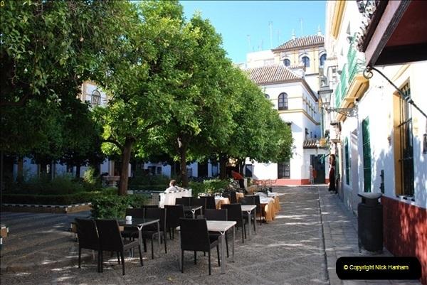 2007-10-11 Seville (& El Alcacar) Spain.  (75)075