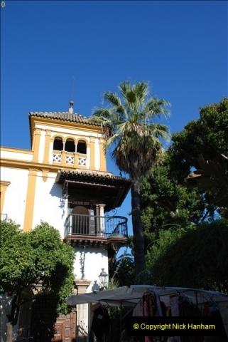 2007-10-11 Seville (& El Alcacar) Spain.  (81)081