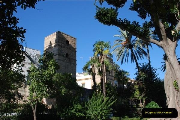 2007-10-11 Seville (& El Alcacar) Spain.  (83)083