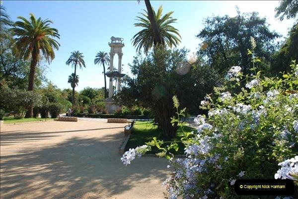 2007-10-11 Seville (& El Alcacar) Spain.  (84)084