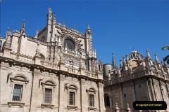 2007-10-11 Seville (& El Alcacar) Spain.  (24)024