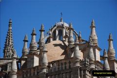 2007-10-11 Seville (& El Alcacar) Spain.  (25)025