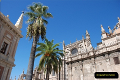 2007-10-11 Seville (& El Alcacar) Spain.  (29)029